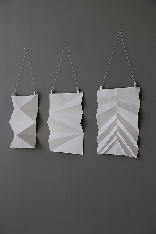DIY: Papperskonst