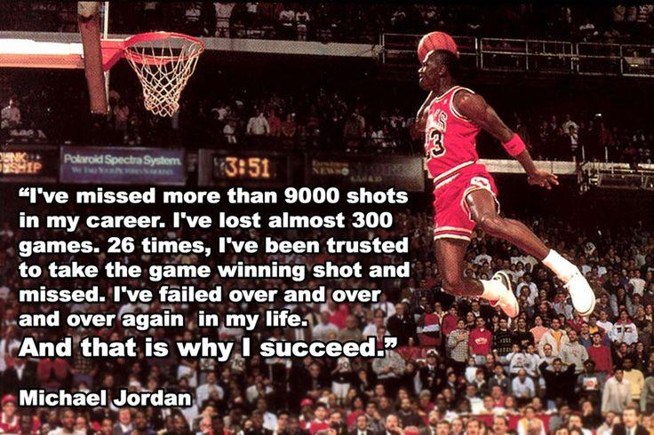 Michael Jordan Biography (NKE)