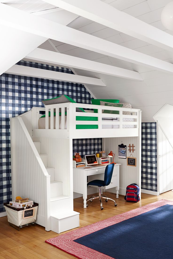 Best 25 adult loft bed ideas on pinterest loft beds for - Adult loft beds with stairs ...