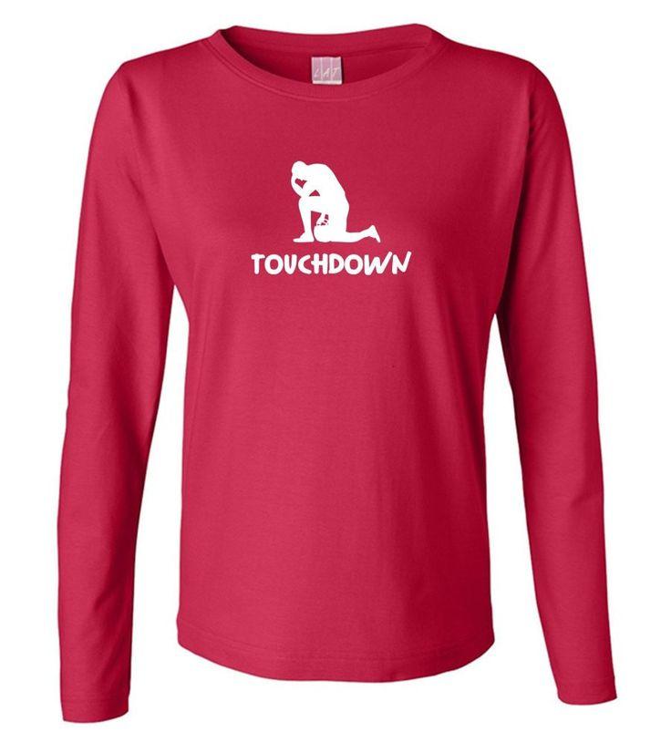 TOUCHDOWN - Women's Long Sleeve - Clearance
