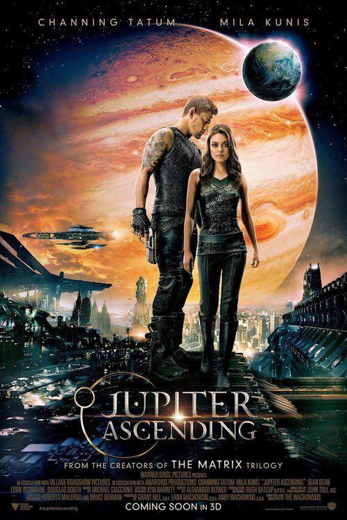 Watch Jupiter Ascending (2015) Full Movie Online Free
