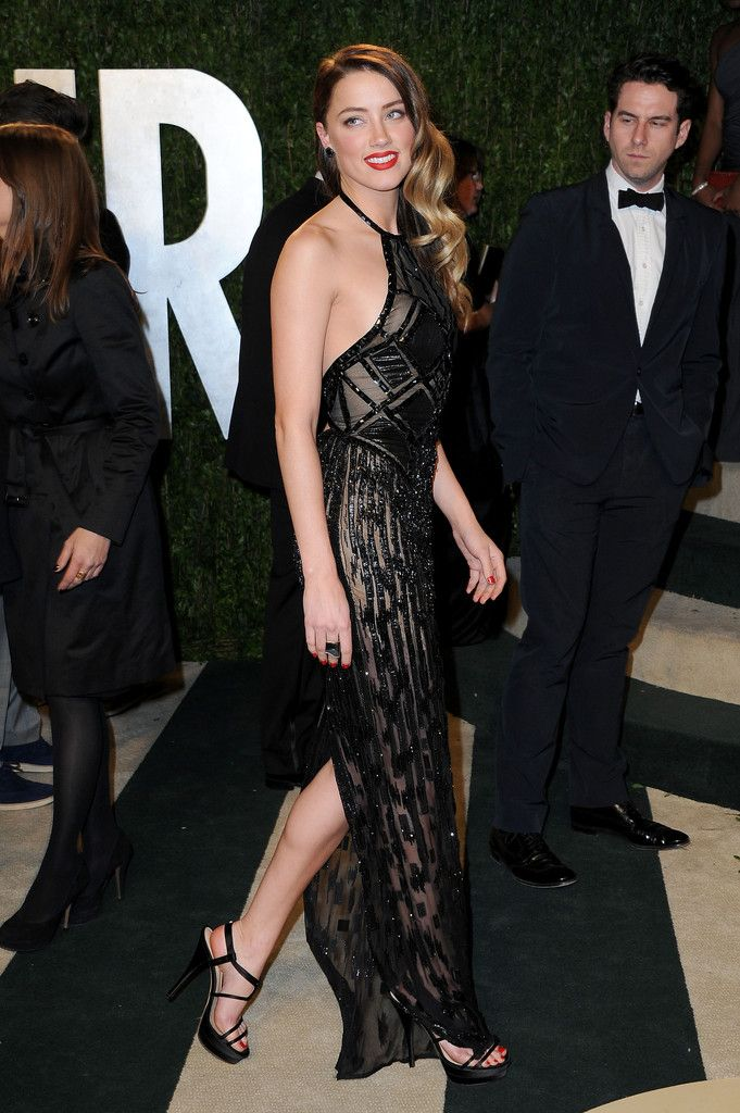 Graceful Amber Heard ...Phenomenal spectacle of female beauty... In 2010, she starred in and produced And Soon the Darkness, co-starring Odette Yustman and Karl Urban.