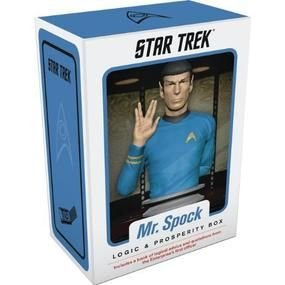 Spock in a Box - for when only Logic will do  £11.75