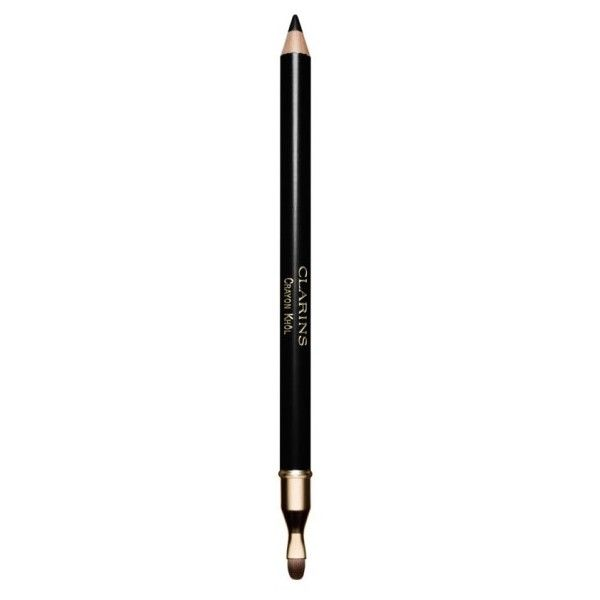 CLARINS Crayon Khôl Eyeliner Pencil ($28) ❤ liked on Polyvore featuring beauty products, makeup, eye makeup and eyeliner