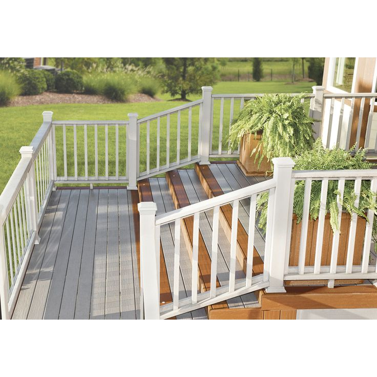 10 best images about outside your home on pinterest fire for Decking material options