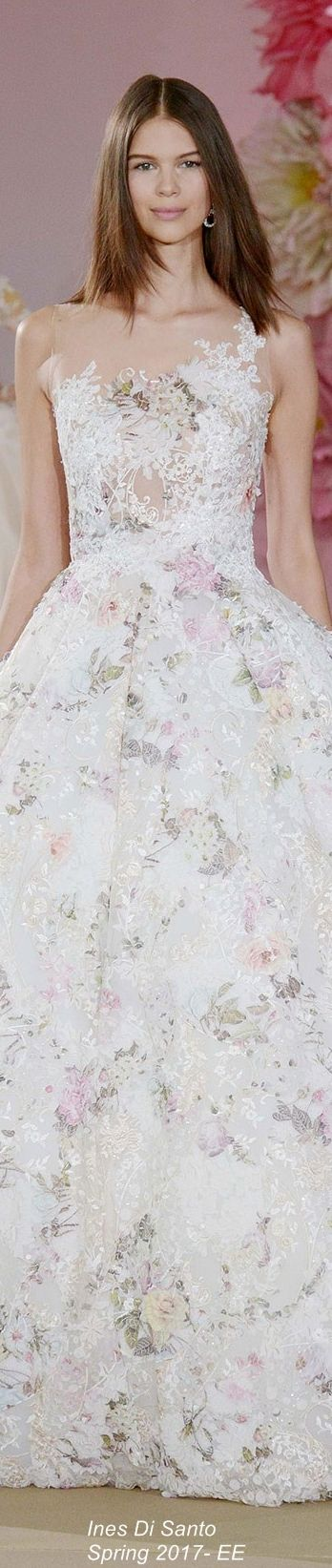 Ines Di Santo – Spring 2017 Collection - EE