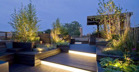 8 Incredible Ideas For Rooftop Garden