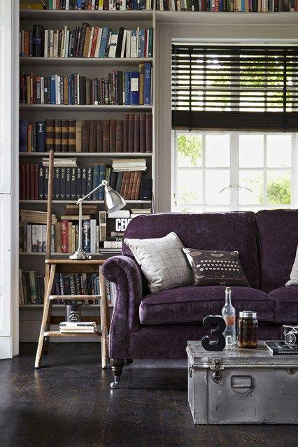 Industrial Vintage - Living Room Furniture & Designs - Decorating Ideas (houseandgarden.co.uk)