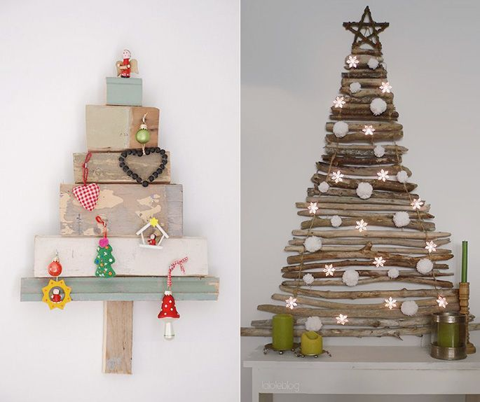 Ideias de Árvore de Natal Diferentes | Que se Ame