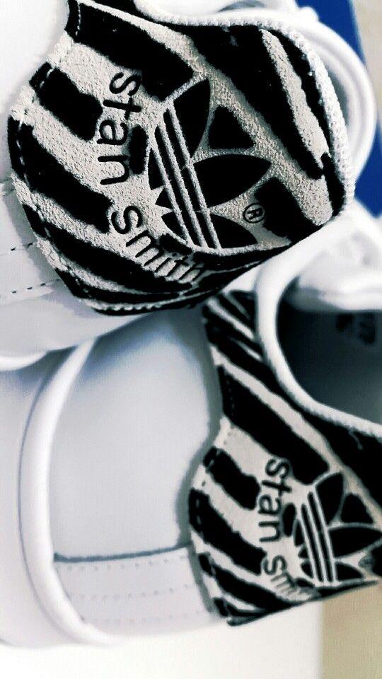 Adidas Stan Smith Damen Zebra