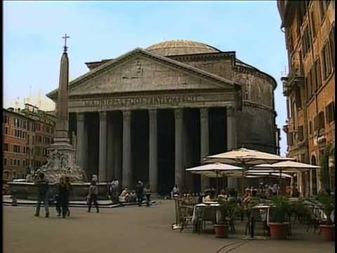Tajemnice starożytności   Wspaniałe budowle Rzymu