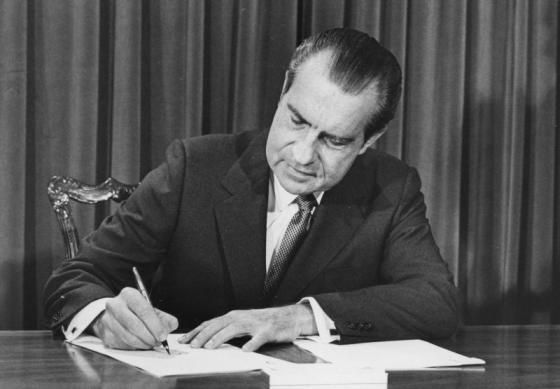 ON THIS DATE IN 1970 - Richard Nixon signs legislation lowering the voting age to 18. Many dental plans allow dependents up to age 26! http://dentalinsurancestore.com/resources/agent-straight-talk/agent-straight-talk/2016/10/18/three-little-pigs-hunt-for-dental-plans