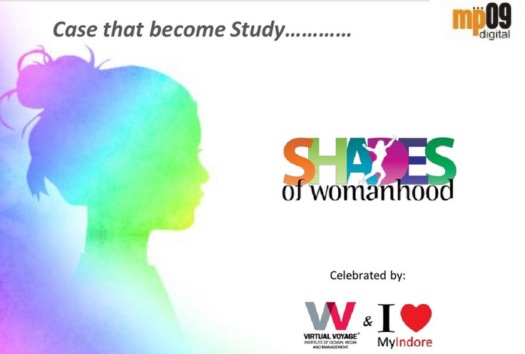 Celebrated and Created a buzz about Women's day and Holi which apparently coincided on 8th March 2012 and Created an Online-Offline integrated event to Salute the Spirit of Womanhood