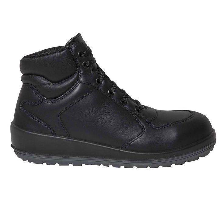 Chaussures femme hautes PARADE Brazza, coloris noir T36