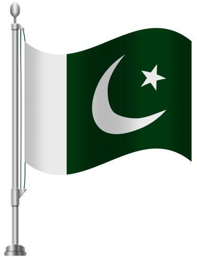 Pakistan Flag PNG Clip Art