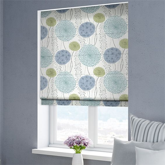 Best 25+ Blue Roman Blinds Ideas On Pinterest