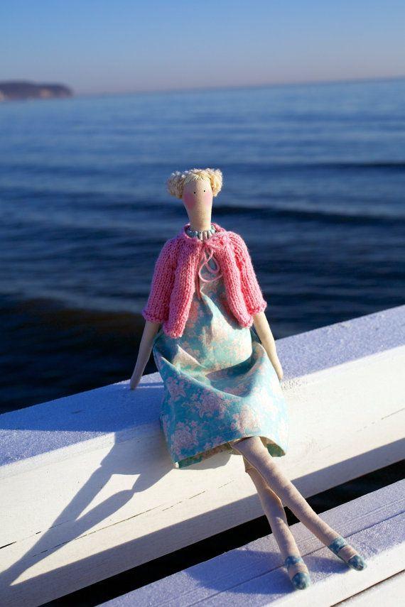 Tilda Angel Doll Princess  Handicrafts by RoyalHandicrafts on Etsy
