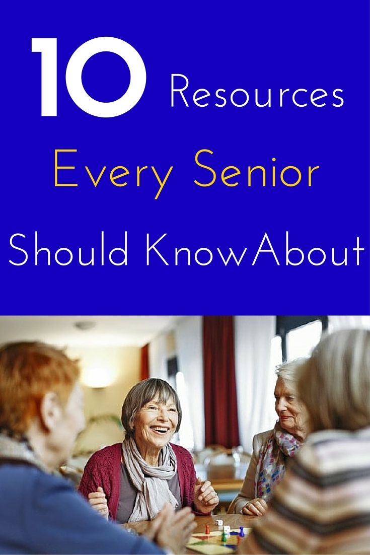 10 resources every senior should know about
