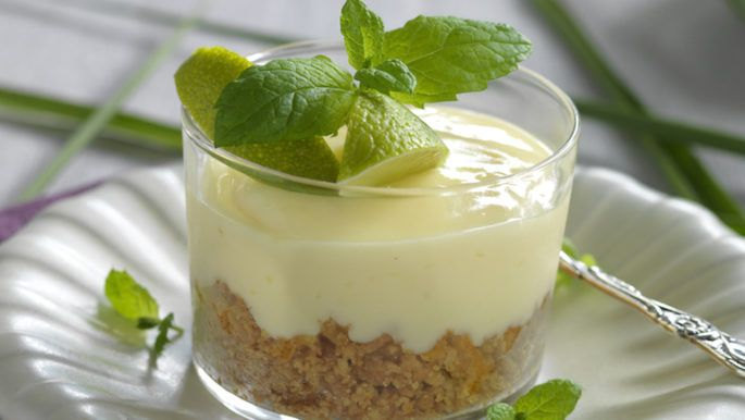 Supersnabb dessert - key lime paj