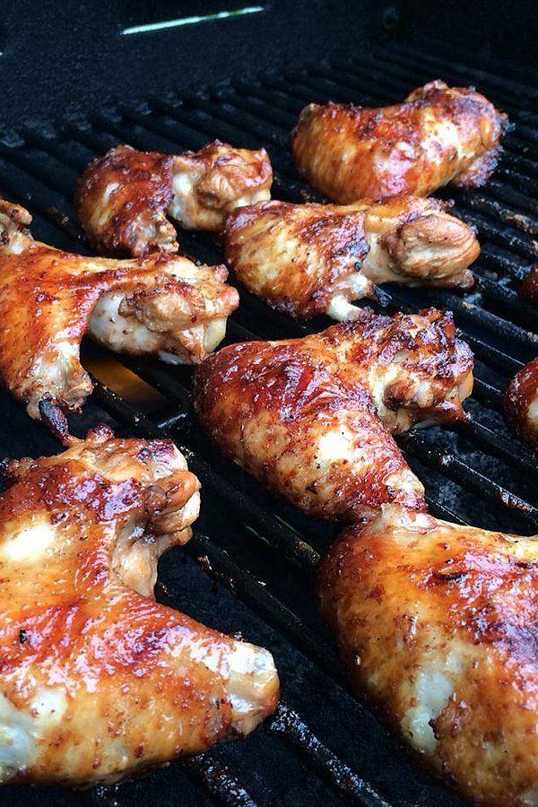 Grill Master Chicken Wings Recipe Pork Rib Recipes Grilled Chicken Recipes Rib Recipes