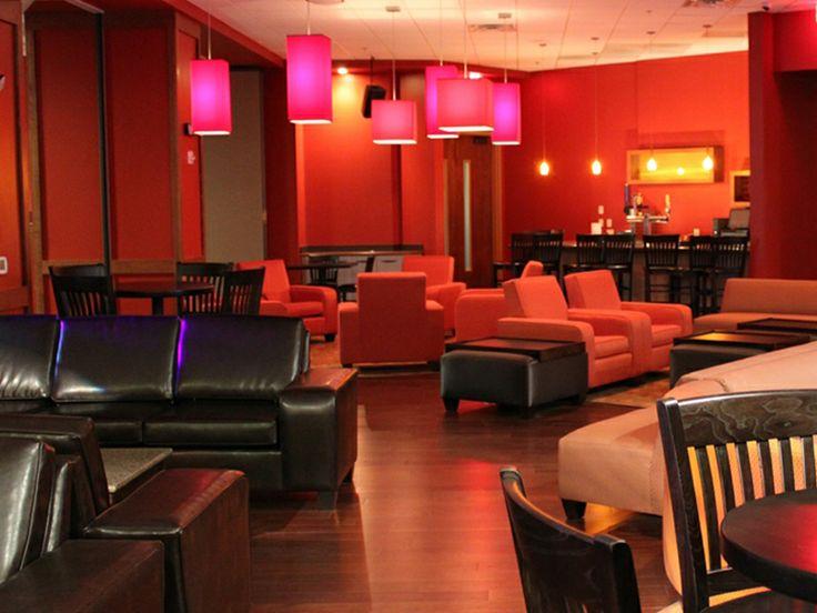Revenue Generators, Bowling Furniture, Bowling Lanes, Upscale Bowling Lounge