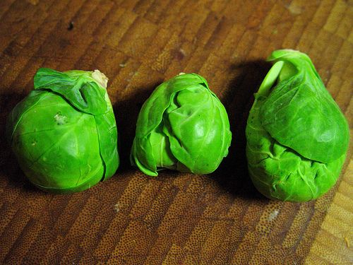 Knowing how to cook a brussel sprout makes all the difference
