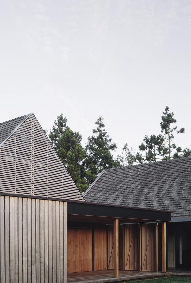 Forest House — Residential | Fearon Hay Architects – Auckland, New Zealand