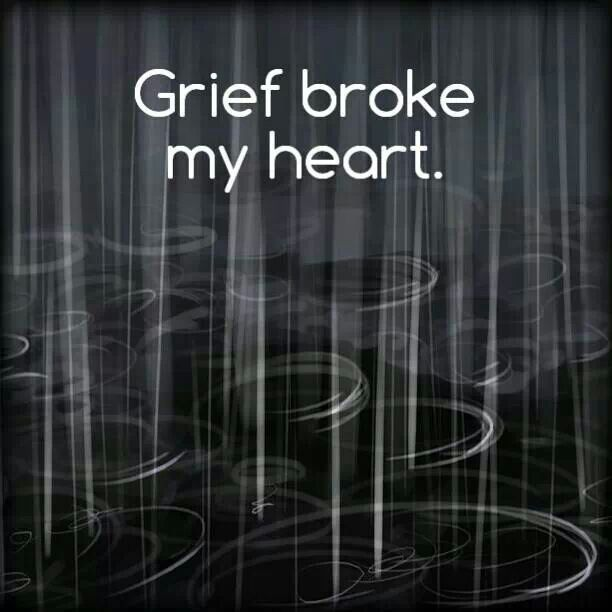 I'm Sorry that you don't like the condition of my heart ... believe me, I don't either. But once it's broken so badly, it can never be the way it was. Most of the naive goodness in my heart, died with my son.