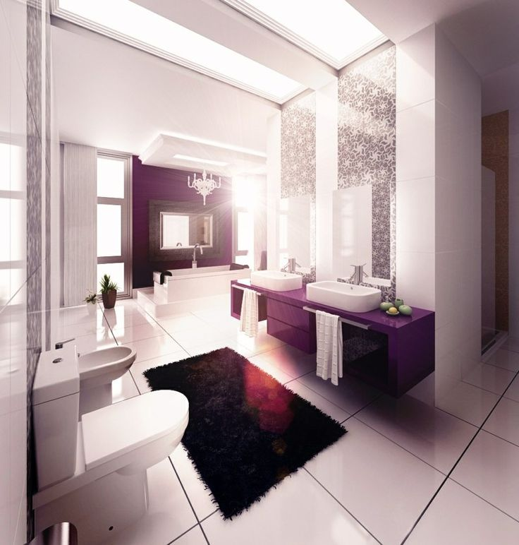 168 best Bathroom images on Pinterest Bathroom, Home ideas and - wohnideen 30 qm