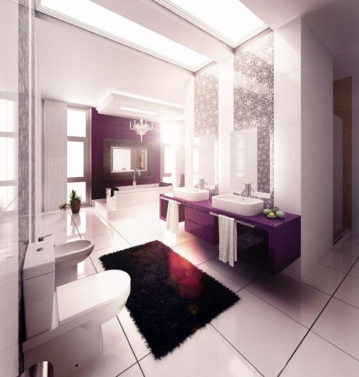 170 best images about bathroom on pinterest   toilets, spice racks ... - Wohnideen Small Bathroom