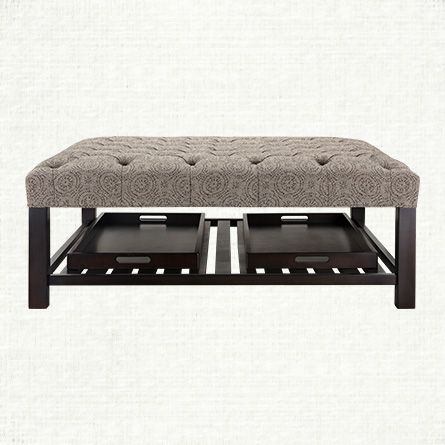 35 best images about Coffee Tables/Ottomans on Pinterest