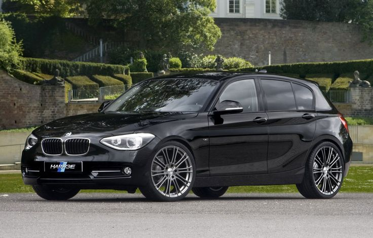 BMW 1 Series by Hartge