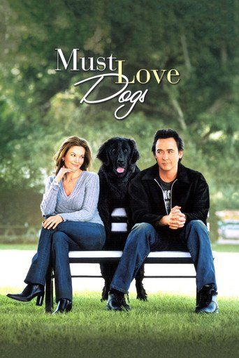 Must Love Dogs (2005) | http://www.getgrandmovies.top/movies/29781-must-love-dogs | Must Love Dogs tells the story of Sarah Nolan (Diane Lane), a newly divorced woman cautiously rediscovering romance with the enthusiastic but often misguided help of her well-meaning family. As she braves a series of hilarious disastrous mismatches and first dates, Sarah begins to trust her own instincts again and learns that. no matter what, it's never a good idea to give up on love.