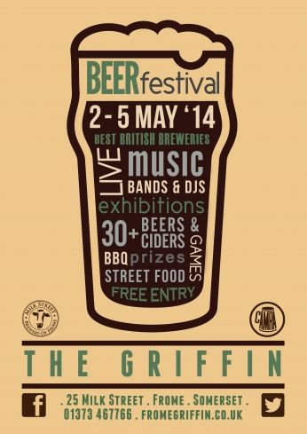 Poster May Beer Fest Poster.