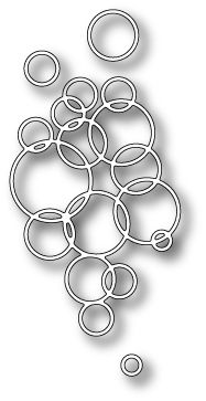 MEMORY BOX DIES - Loopy Rings (98370)       2 x 3.25 inches