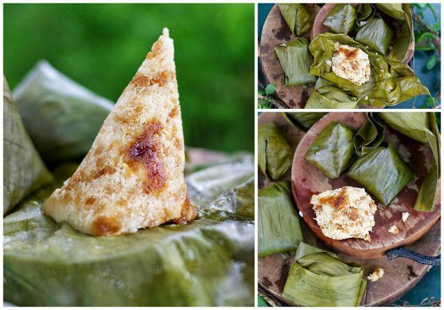 Ombus-ombus, kue tradisional Batak