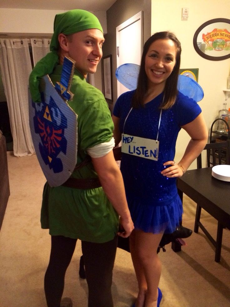 Couple Costume Idea...for when I'm in a couple! Maybe?