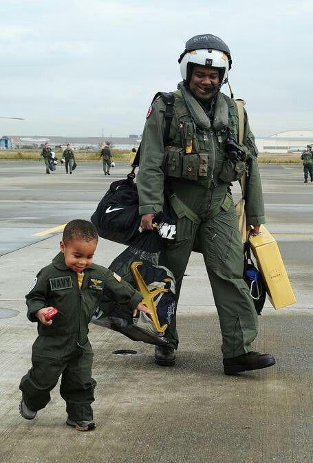 Just like Daddy #Fatherhood photo.