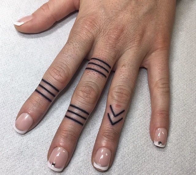 I the the 2nd one for the Ring finger tattoo with Jacob