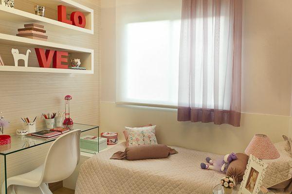 Selecionamos 22 quartos pequenos e práticos, com até 10 m², projetados pelos arquitetos e designers da rede CasaPRO.