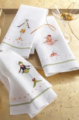 Cocktails Tea Towels.