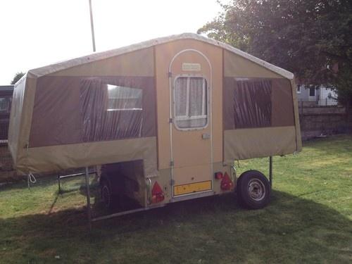 Dandy Trailer Tent 4 Berth 1987 & 8 best Dandy Trailer Tents images on Pinterest | Dandy Trailer ...