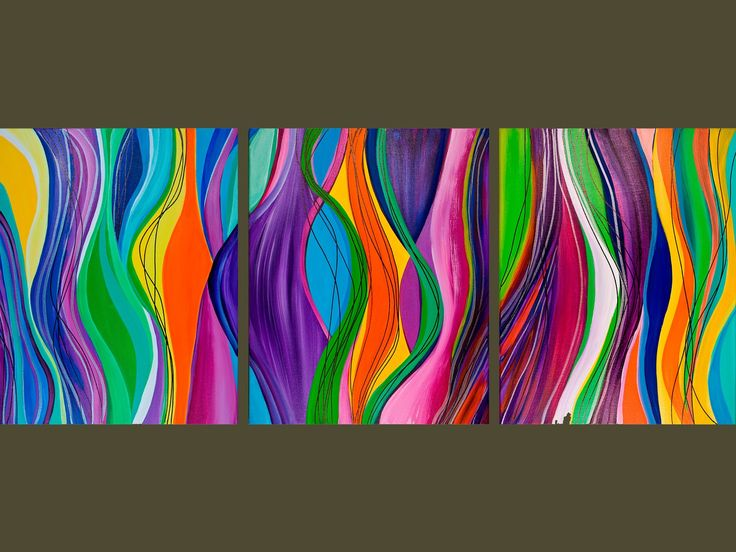 Line Movement Art : Best images about wonderful colorful abstract artwork