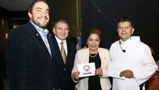 Teletón 2016 Donación de congresistas dejó mucho que desear - Diario Perú21