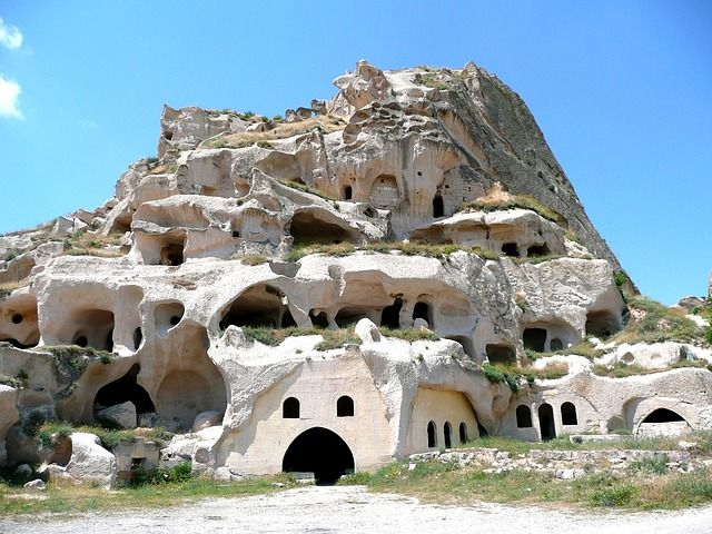 Stunning and unique, that is Cappadocia in the Central Anatolia of Turkey. - See more at: http://holidaybays.com/discover-turkey-best-places-food/#sthash.lemPT79m.dpuf