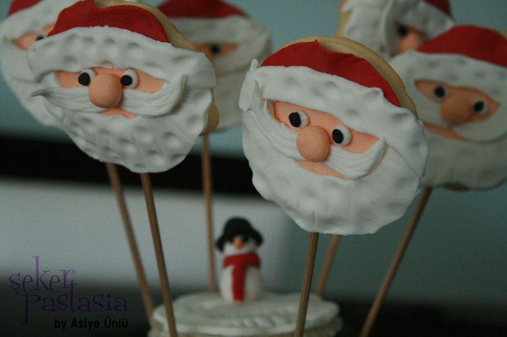 Noel Baba Kurabiye 1