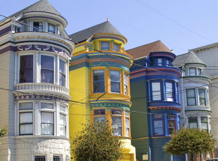 28 best images about exterior home paint colors on for Best homes in san francisco