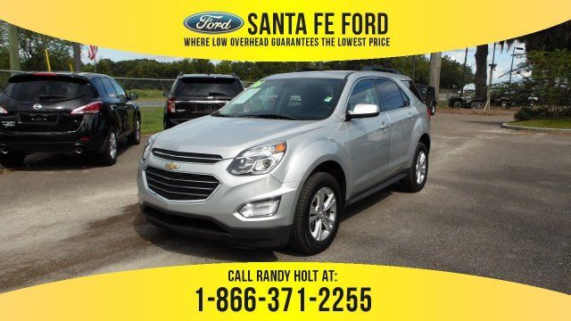 Used Chevrolet Equinox LT 2016 For Sale Gainesville FL - 36470P