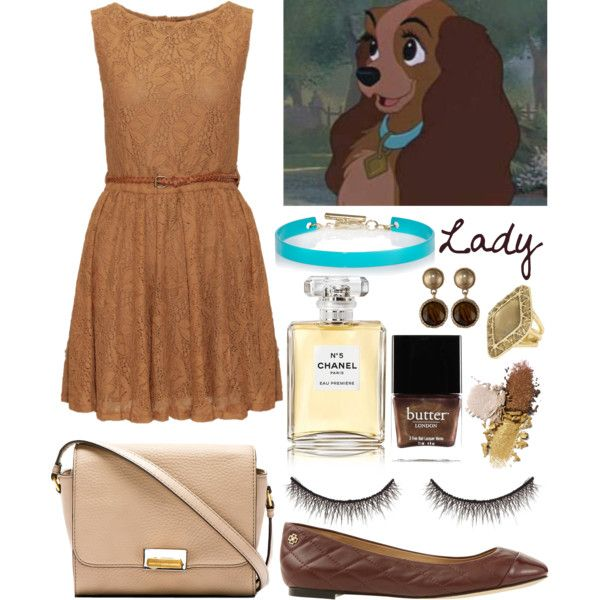 """""""Lady and the Tramp: Lady"""" by cristianoronaldostar on Polyvore"""