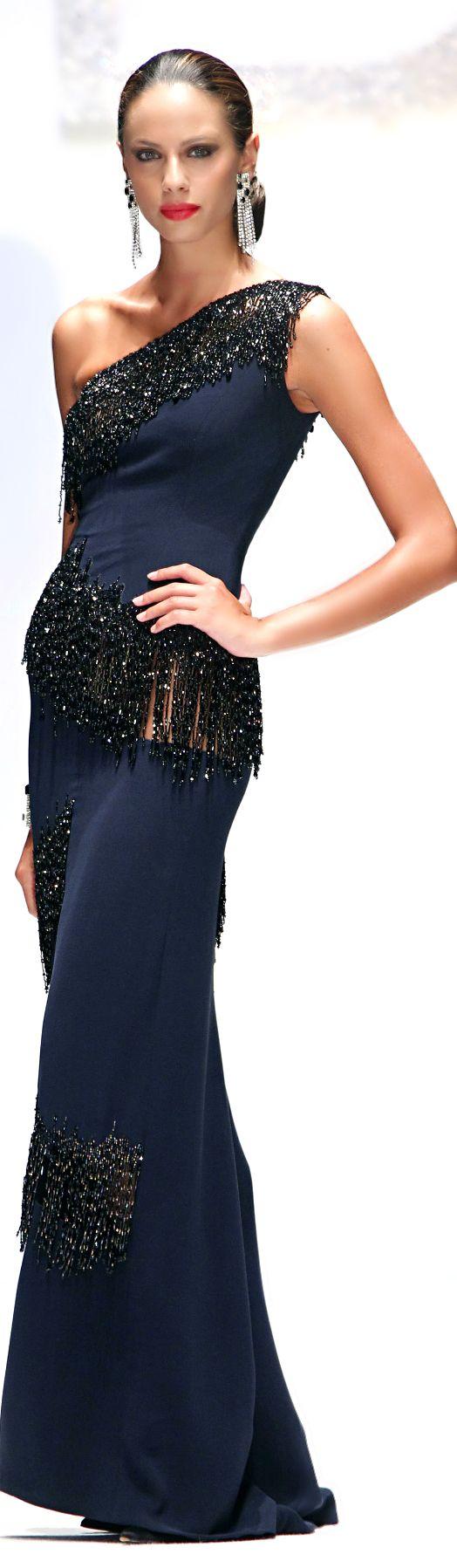 Renato Balestra Couture Gown